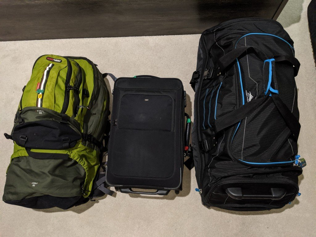 Backpack vs Suitcase   Which is better for your travels?