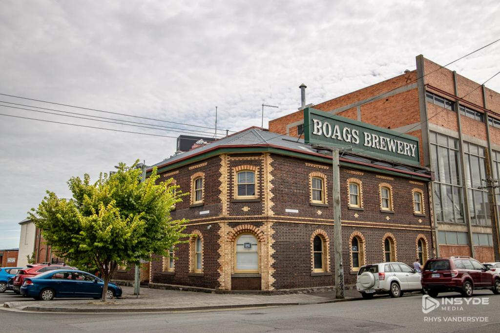 James Boags Brewery Experience