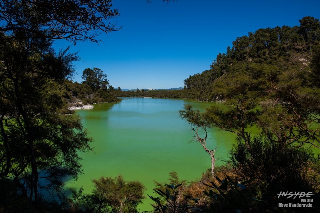 New Zealand has so many stunning landscapes to explore