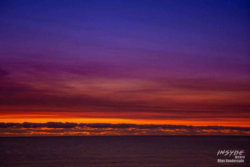 Sunrise on the Gold Coast