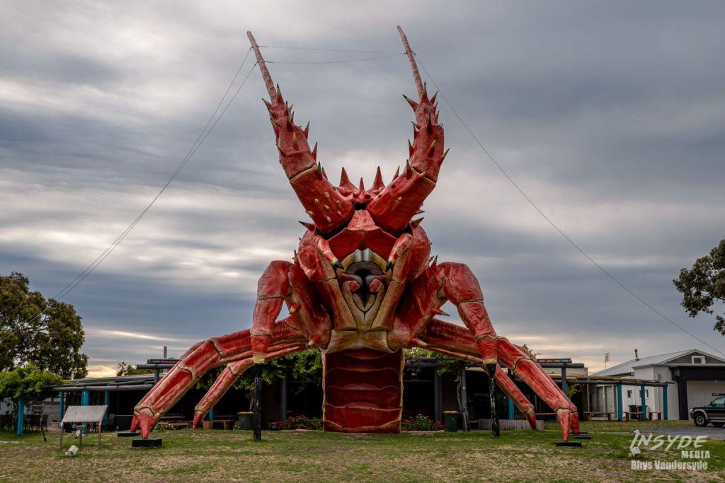 The Giant Lobster in Kingston South Australia